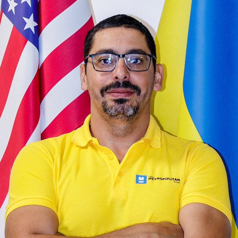 Alex, coach
