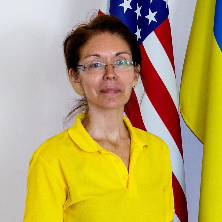 Пані Ганна (вчителька німецької мови)